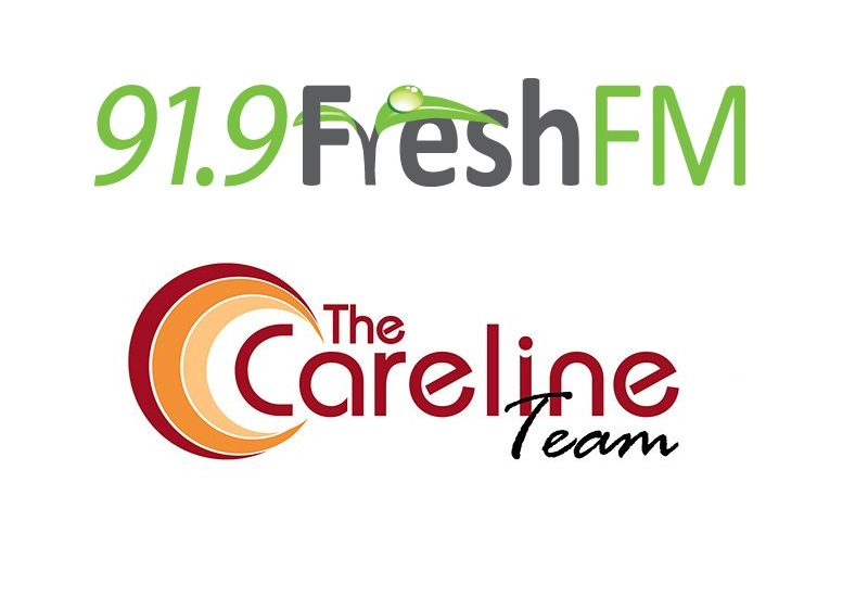 Fresh FM Careline on 1800 Careline