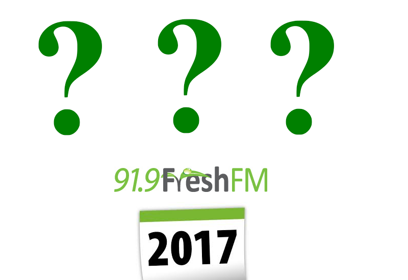 Movement at 91.9 Fresh FM in 2017