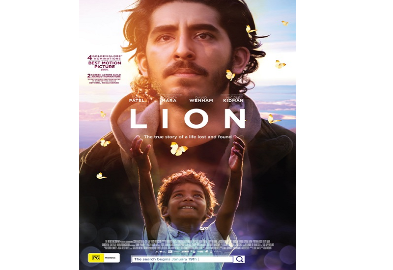 Lion – Free Movie Screening BOOKED OUT