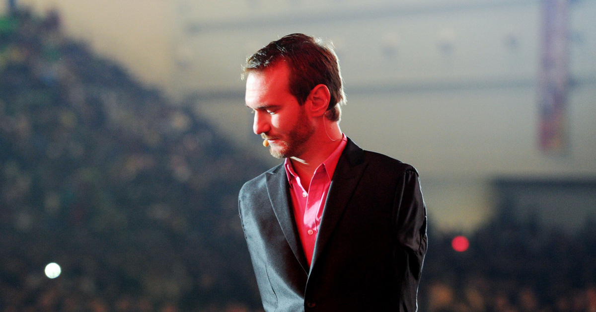 nick vujicic essay Nick vujicic essay - make a timed custom term paper with our help and make your teachers shocked use from our cheap custom term paper writing service and benefit from.