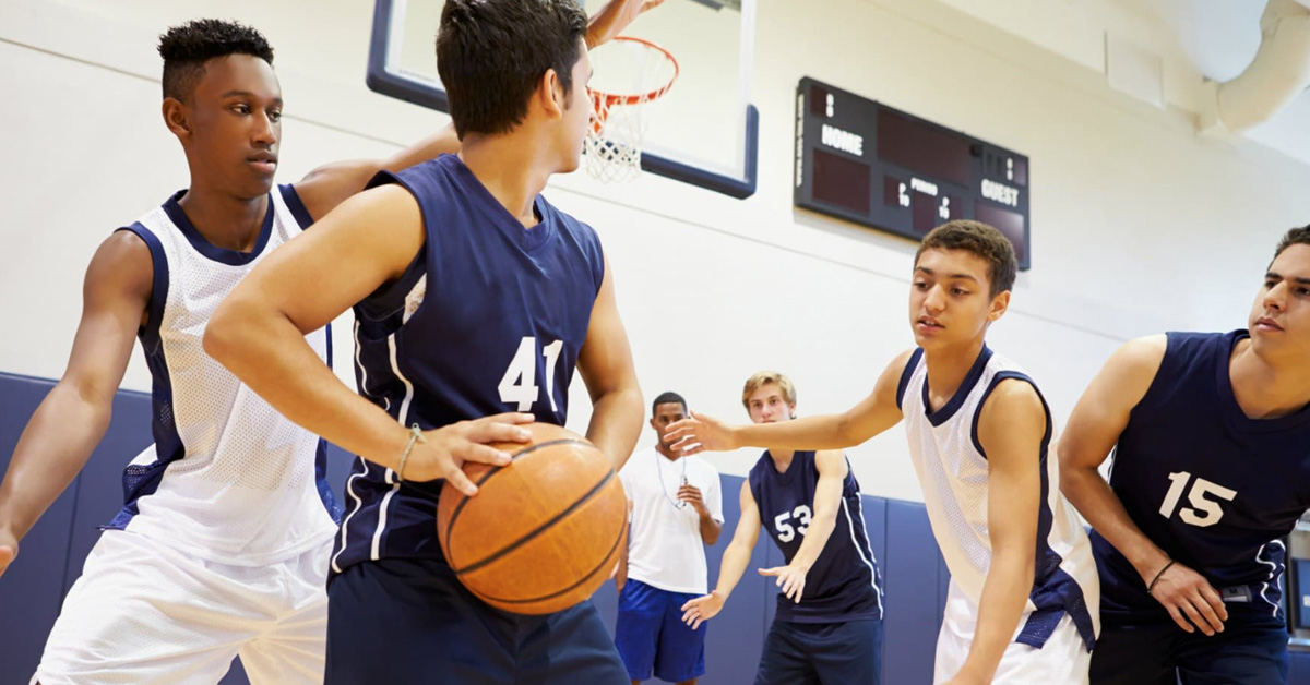 How to keep sporty teens active: Start here