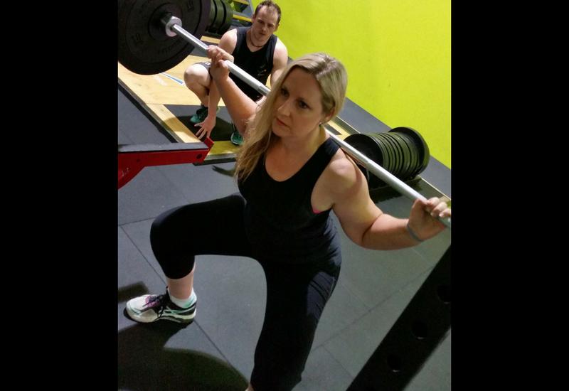 Cheryl's Healthy Lifestyle Challenge