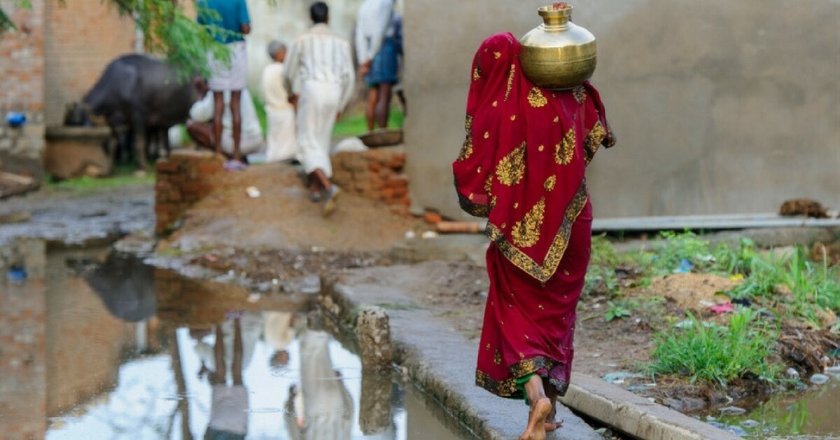 When Clean Water is Just a Dream