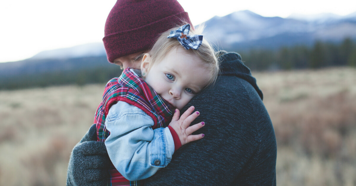 How Hugging Your Child Could Make Them Smarter