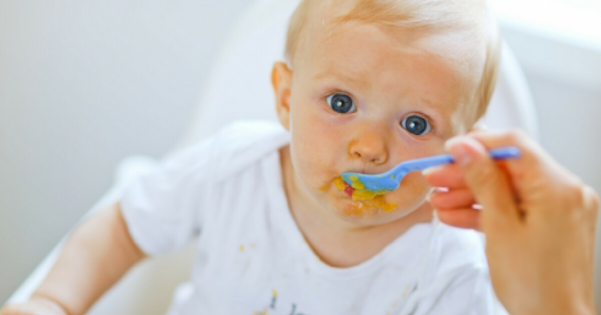Nourishing Foods For Your Baby