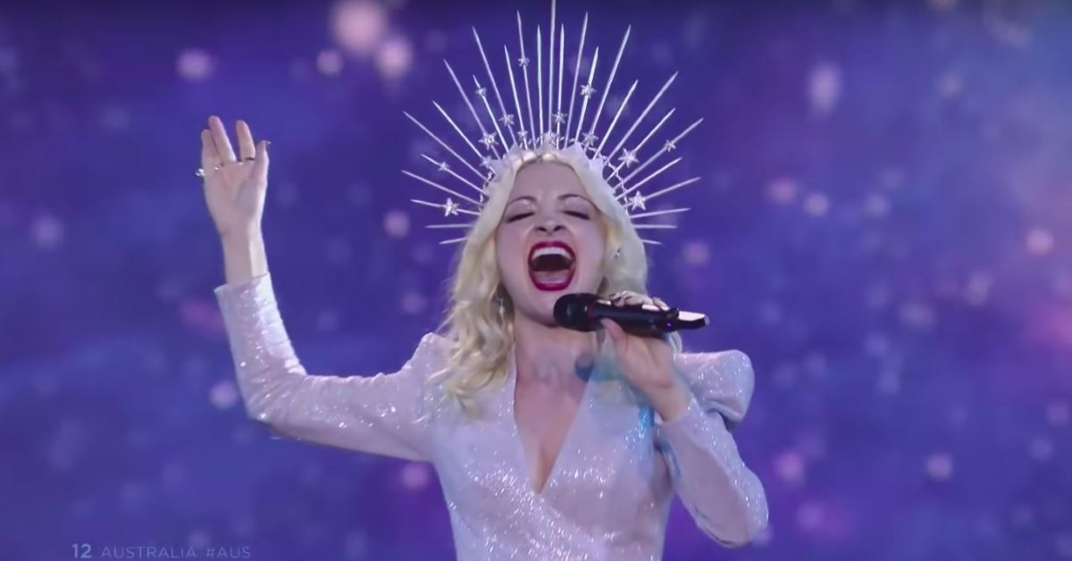 The Joyous Story Behind This Aussie's Eurovision Performance