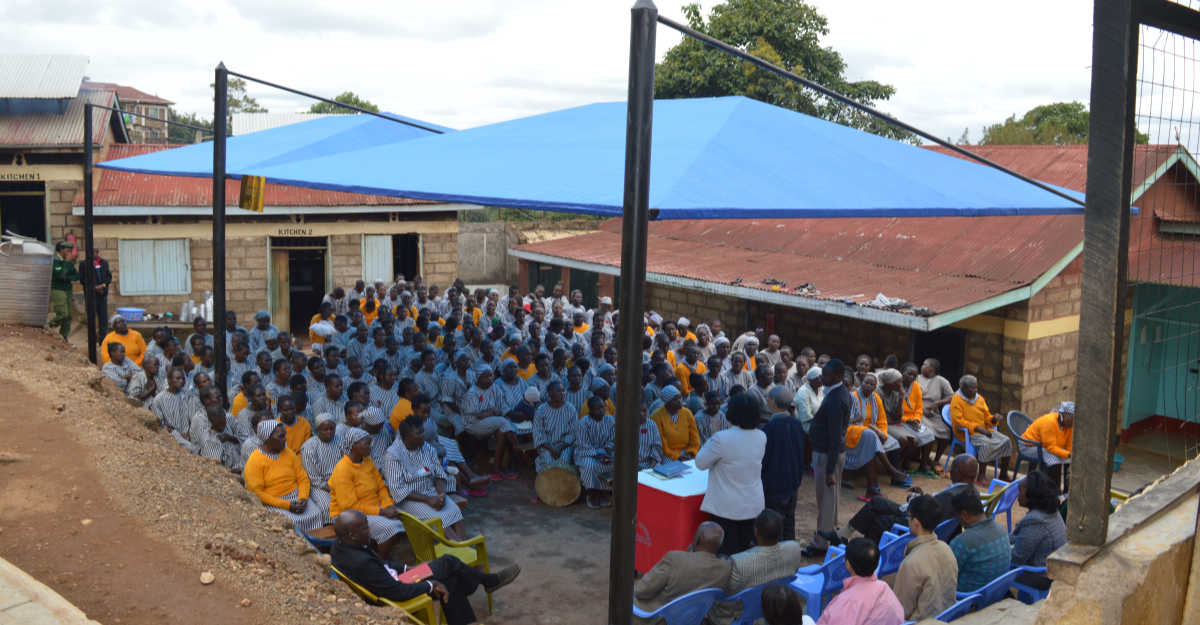 African Enterprise – A Culture of Worship Made Possible in Prison