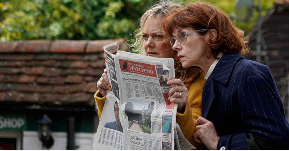 Queens of Mystery — By the Makers of New Tricks and Doc Martin [TV Review]
