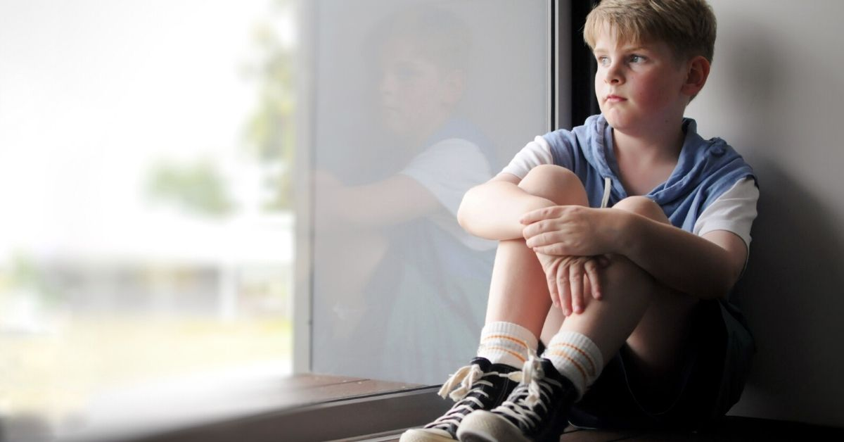 How to Help Your Anxious Child Transition Back to School