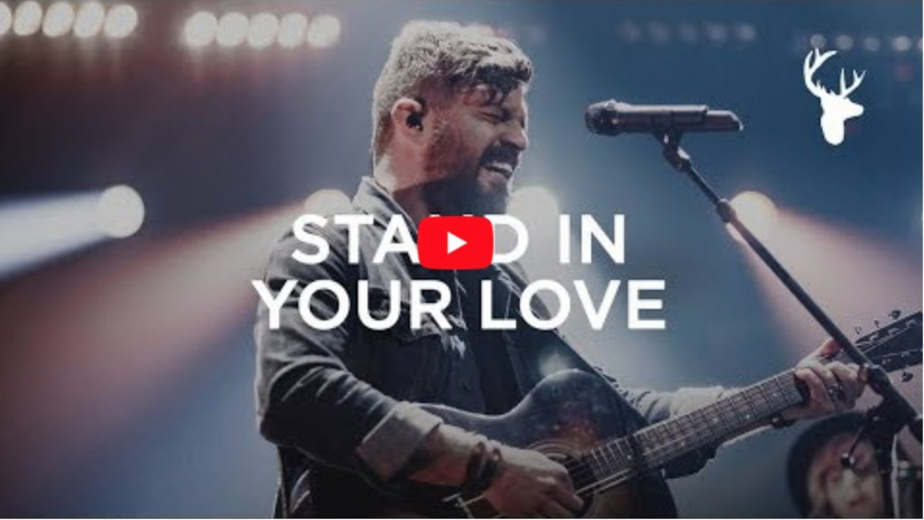 josh baldwin sings stand in your love