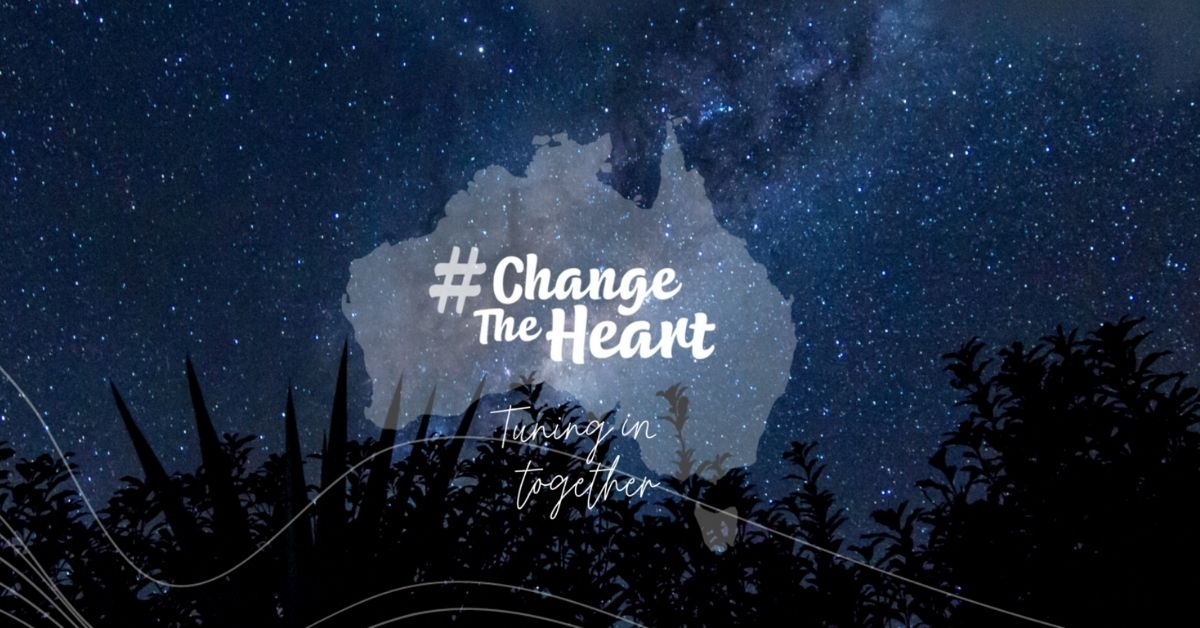 Tuning in Together for #ChangeTheHeart