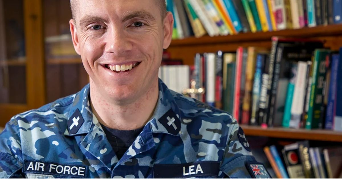 From Soldier to Servant: An Australian's Journey from Conflict to Chaplaincy